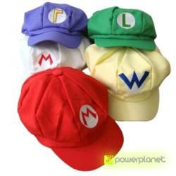 Gorra Mario - Ítem1