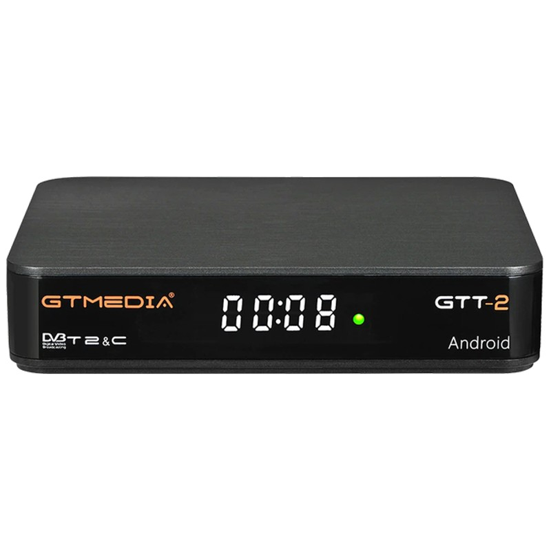 GTMedia Freesat GTT2 TV Box 2GB/8GB Android 6.0 - Receptor Satélite