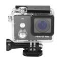 Hawkeye Firefly 8SE 4K - Cámara Deportiva - Color negro - Ambarella A12S75 - Sony IMX117 - Lente 90º y 170º - Resolución Máxima 4K a 30 fps - Peso Reducido, 80 gramos - Pequeño Espejo para Selfies - Estabilizador - Pantalla Táctil - WiFi - Control APP