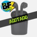 HBQ i7S TWS Bluetooth 4.2 - Auriculares In-Ear - Color negro, Bluetooth 4, Estuche de carga, distancia de 10 metros, impedancia de 32 ohms, micrófono, manos libres, autonomía de 4 a 6 horas, dos conexiones simultáneas (dos móviles)