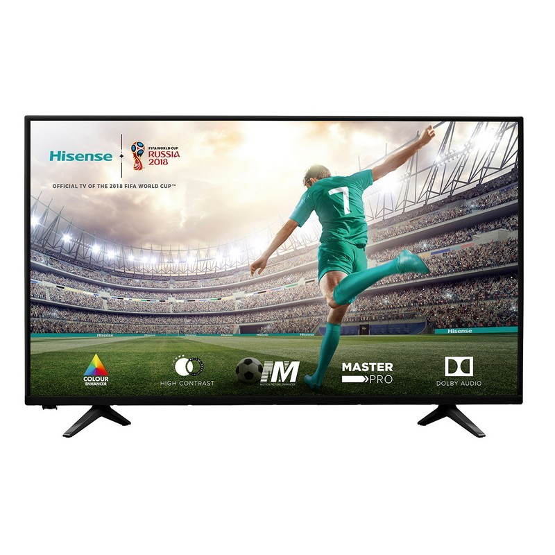 "Hisense televisor Full HD 39"" LED H39A5100 - color negro"