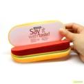Hot dog de notas - Ítem