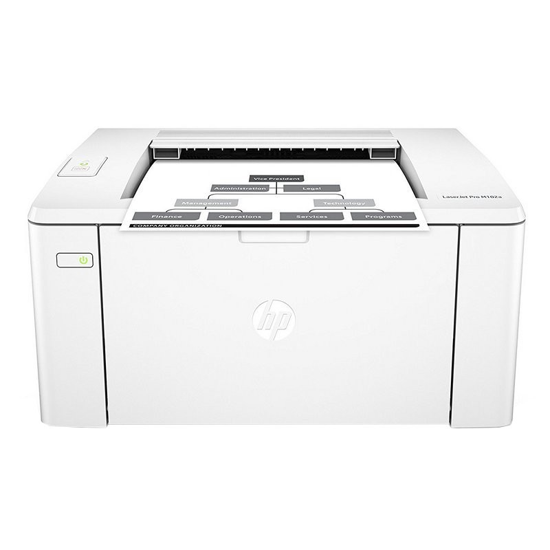 HP LaserJet Pro M102a Laser Monocromo