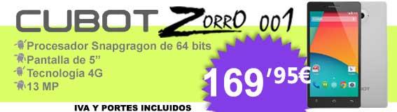 Banner Cubot Zorro 001