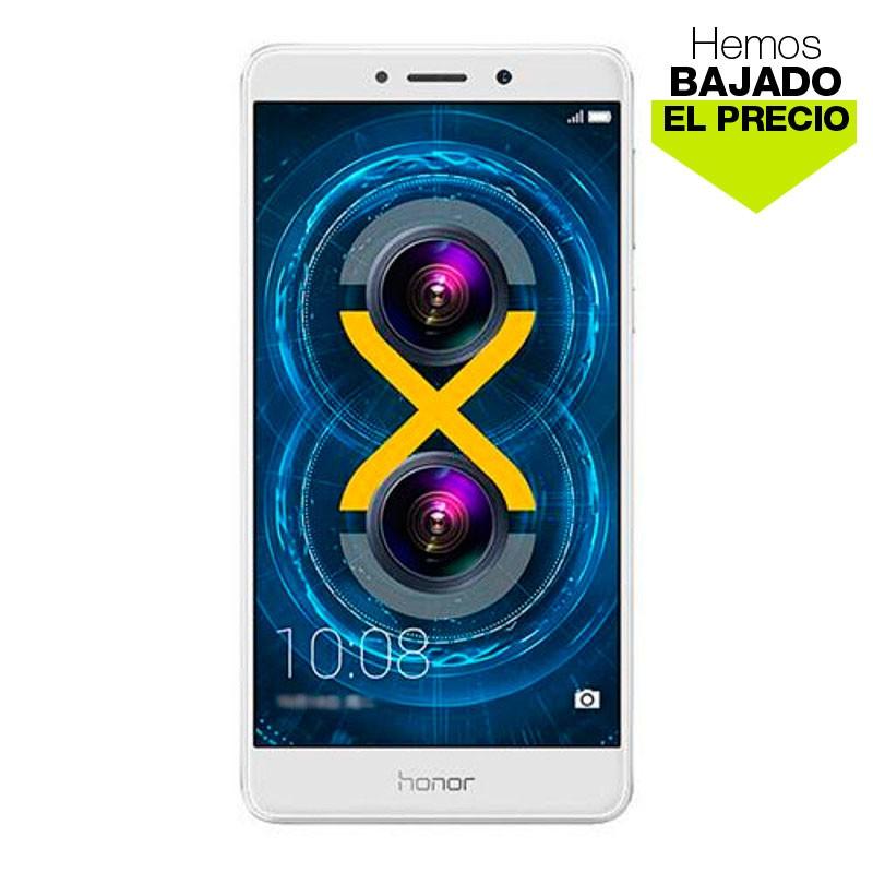 Huawei Honor 6X 3GB/32GB Plata