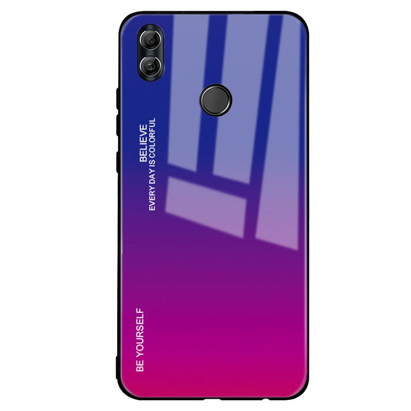sneakers for cheap 3e090 83d4e Huawei Honor 8X Premium Protection Twilight Aurora Cover