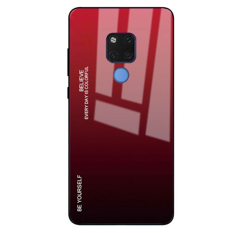 Funda Premium Protection Red Sunset para Huawei Mate 20