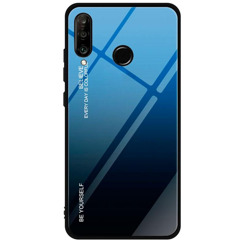 Funda Premium Protection Mistic Blue para Huawei P30 Lite