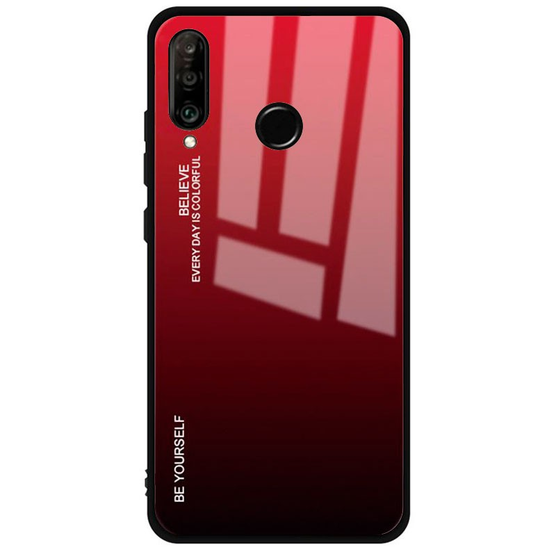 Funda Premium Protection Red Sunset para Huawei P30 Lite