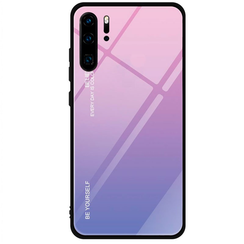 nuovo arrivo 3ceea d0d49 Huawei P30 Pro Premium Protection Violet Storm Cover