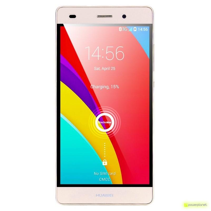 Huawei P8 Lite Dorado