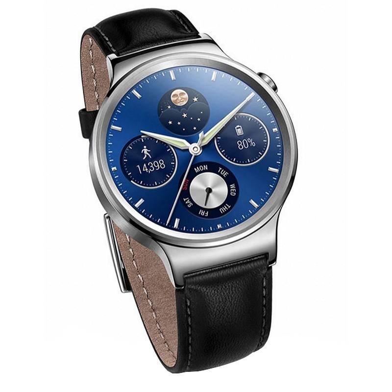 Huawei Watch Piel