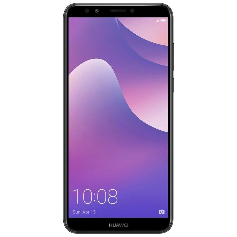 645cb935c714a Comprar Huawei Y7 Prime 2018 3GB 32GB DS Negro - PowerPlanetOnline