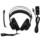 HyperX Revolver S Gaming 7.1 Negro - Color negro - Sonido con calidad de estudio que te permite escuchar a tu oponente de manera más precisa desde lejos - Ítem7