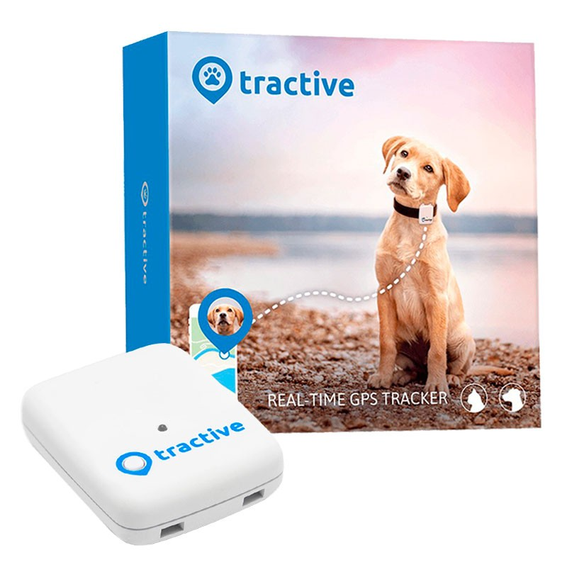 Localizador GPS de cães Tractive