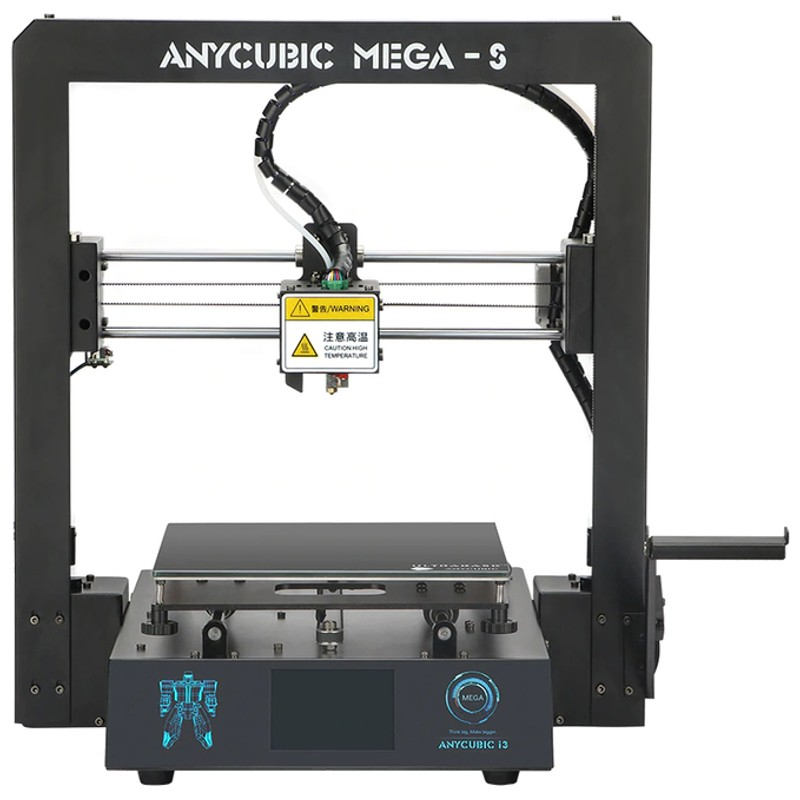 Impressora 3D Anycubic Mega-S