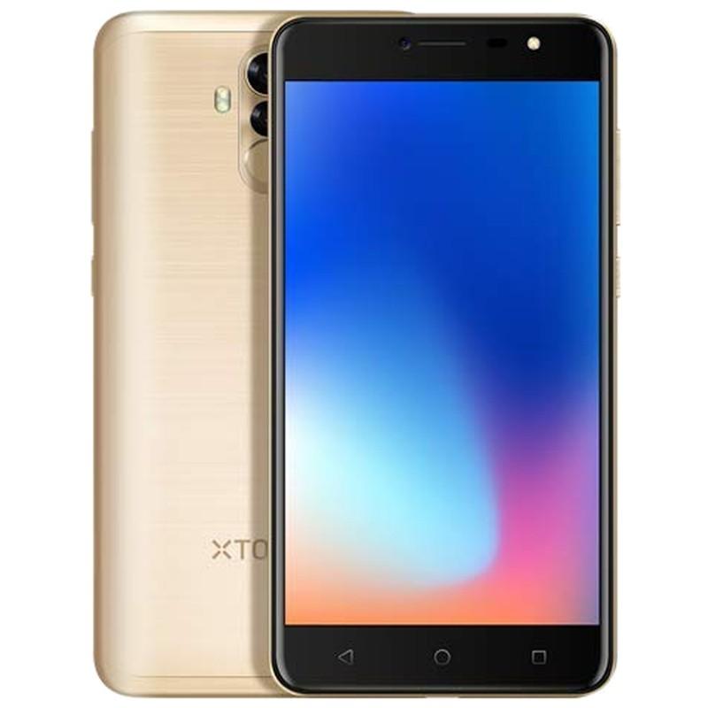 Innjoo Xtouch A4 1GB/16GB Dorado