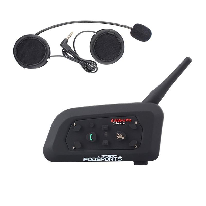 Intercomunicador para Moto V6 Pro