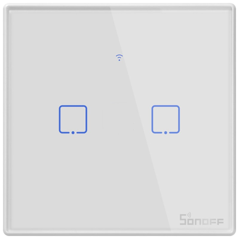 Sonoff T2 2C WiFi Touch Switch