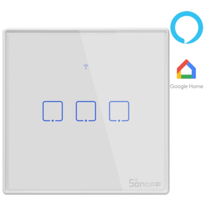 Sonoff T2 3C WiFi Touch Switch