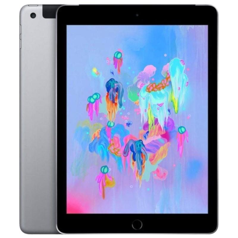 iPad 2019 10.2 32GB Wi-Fi Gris Espacial