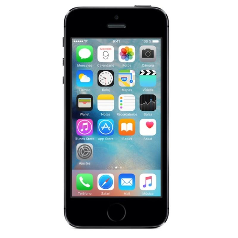 iPhone 5S 32GB Gris Como Nuevo