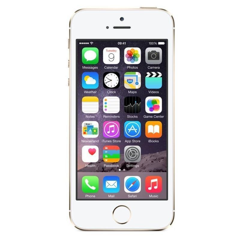 iPhone 5S 16GB Oro Como Nuevo