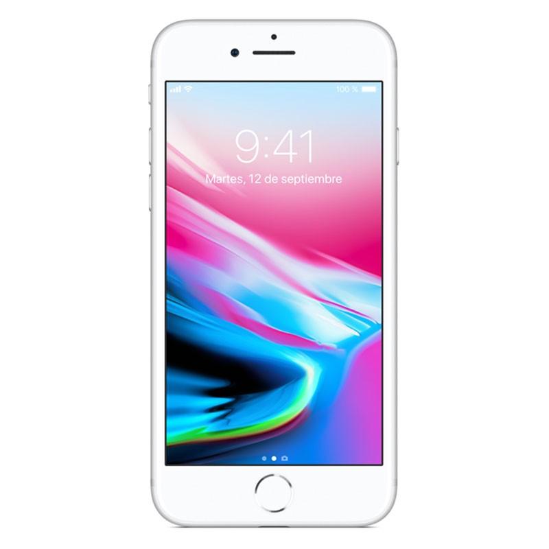 Apple iPhone 8 256GB Plata