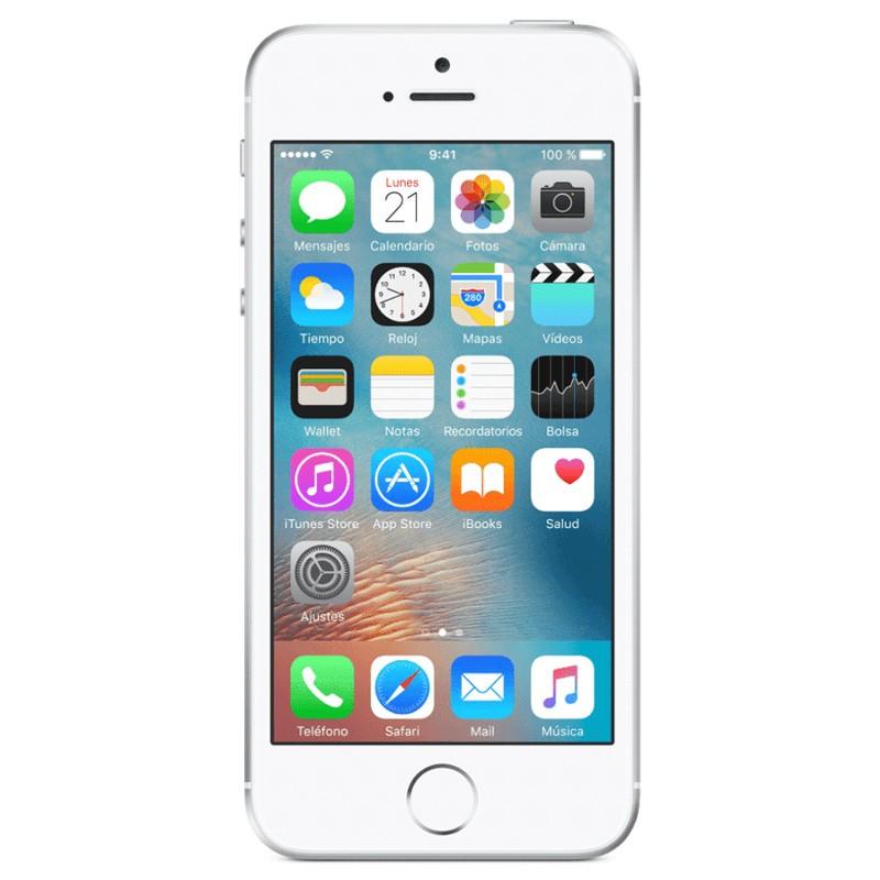 Iphone SE 32GB Plata