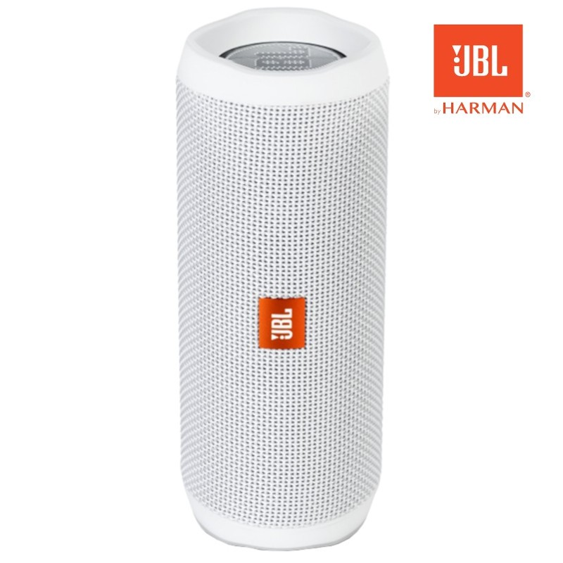 Altavoz Bluetooth JBL Flip 4 Blanco