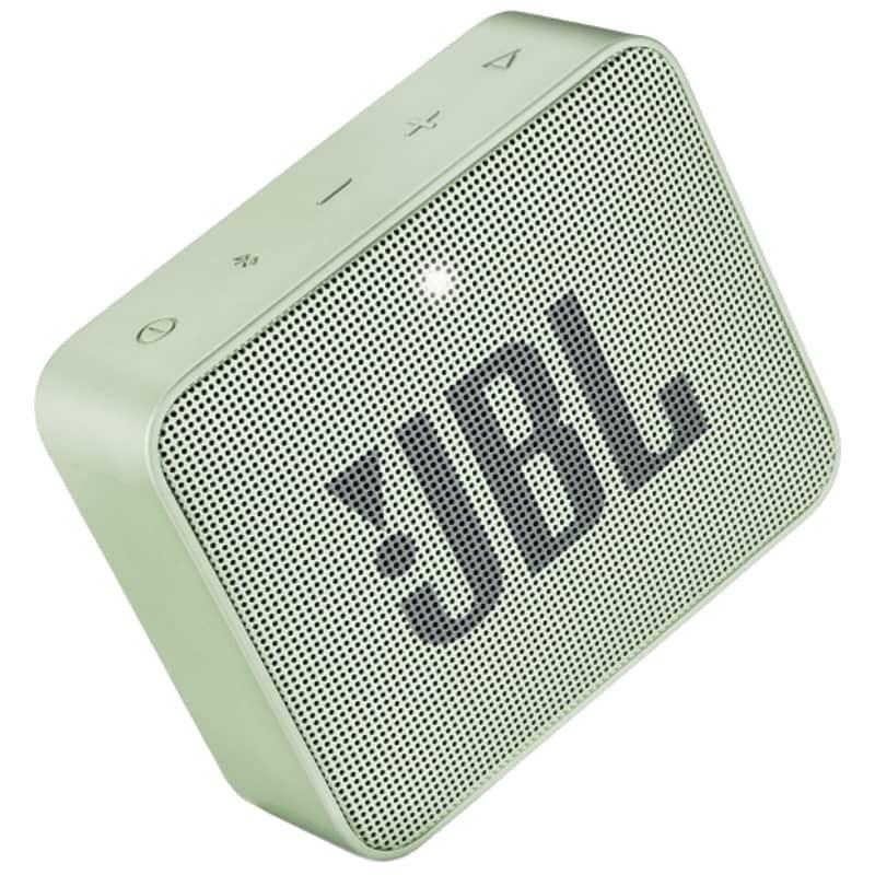 JBL GO 2 Portable Bluetooth Waterproof Speaker Blue