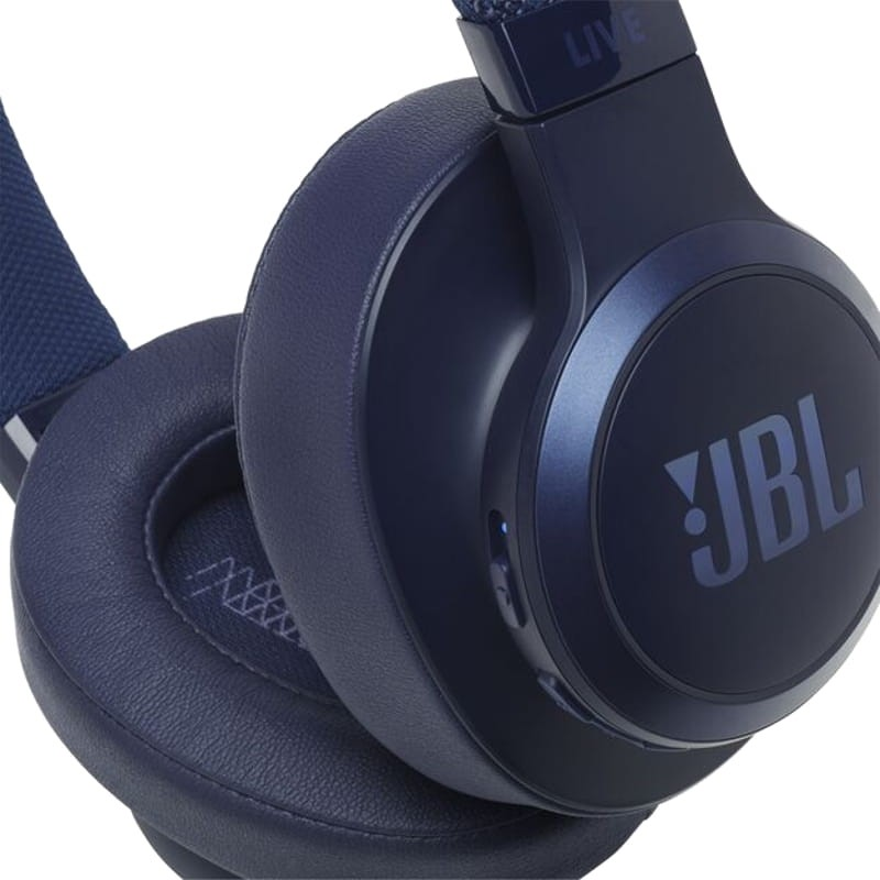 Jbl Live 500bt Blue Bluetooth Headphones Experience High Quality Sound Try Jbl Live 500bt