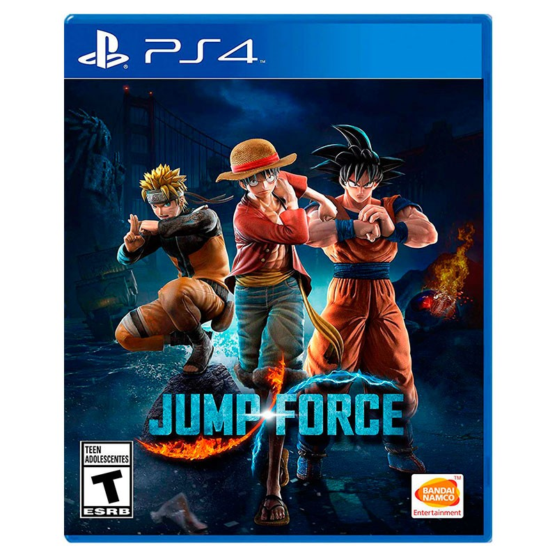 Jump Force Playstation 4