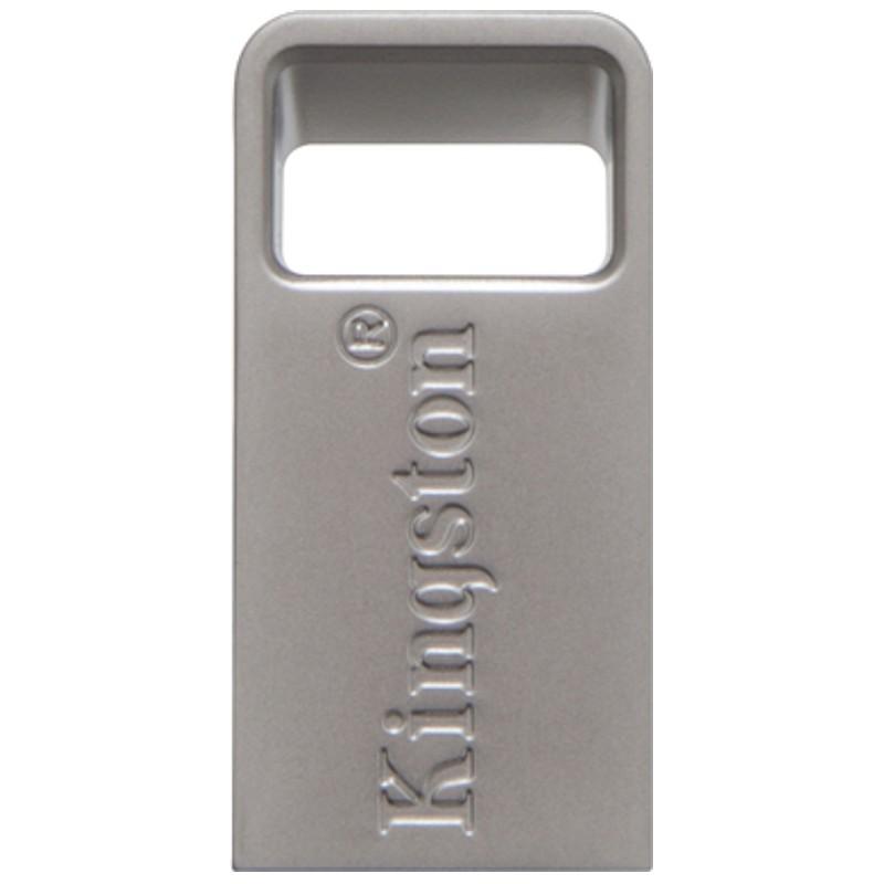 Kingston DataTraveler Micro 16GB 3.1 Metálico