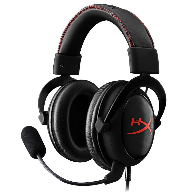 Kingston HyperX Cloud Core - Auriculares Gaming