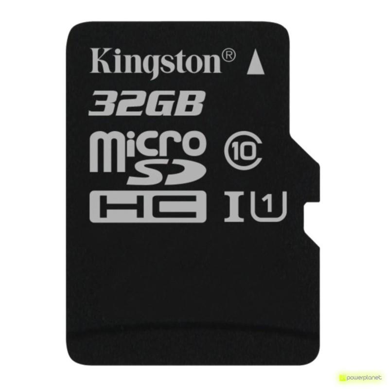 Kingston Technology SDC10/32GB flash memory