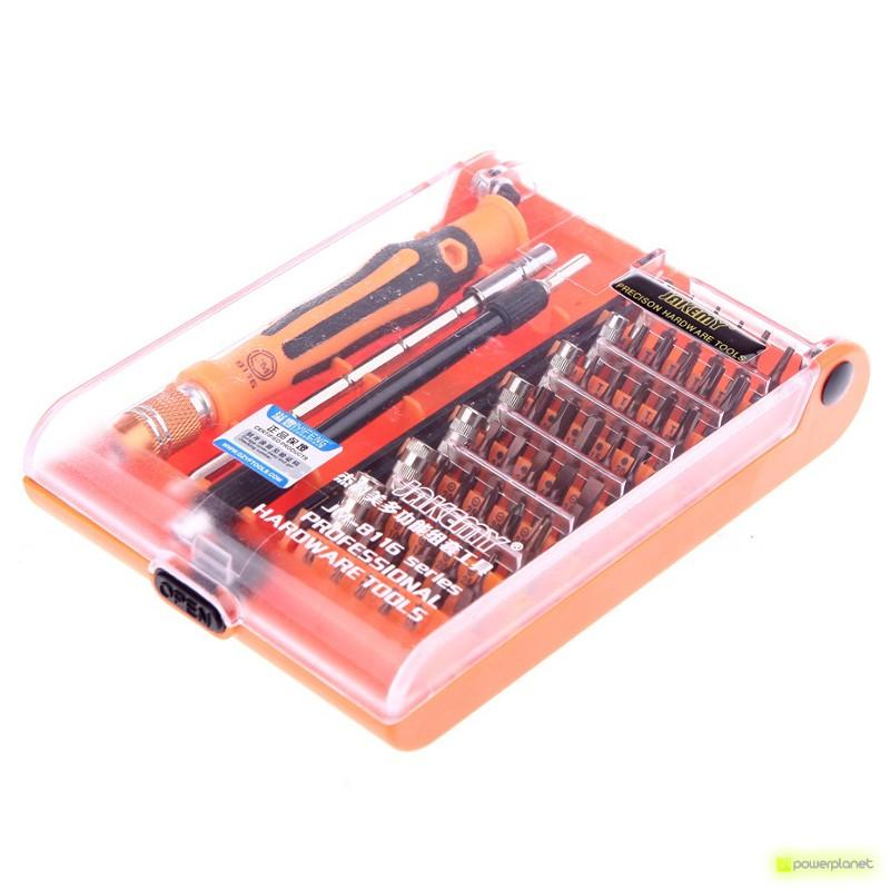 Jakemy JM-8116 45 in 1 Tool Set