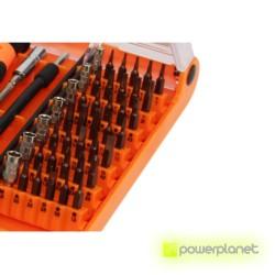 Jakemy JM-8116 45 in 1 Tool Set - Item2