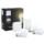 Starter Kit Philips Hue White x3 9.5W E27 Warm White + Hue Bridge + Hue Push Button Dimmer - Item4