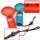 Kit De Raquetes De Ténis Joy-Cons Nintendo Switch Dobe - Item2