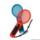 Kit De Raquetes De Ténis Joy-Cons Nintendo Switch Dobe - Item3