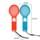 Kit De Raquetes De Ténis Joy-Cons Nintendo Switch Dobe - Item5