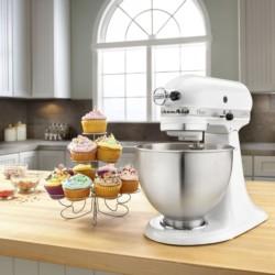 Robot de Cocina KitchenAid Classic 5K45SSEWH - Ítem3