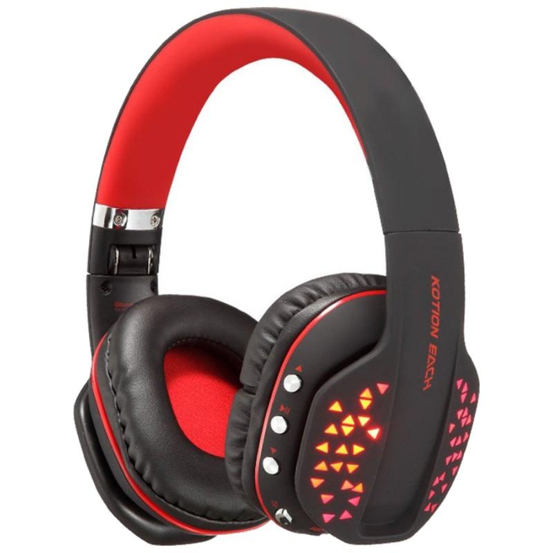 Kotion Each B3507 Rojo - Auriculares Gaming