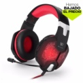 Kotion Each G1000 USB Red - Auriculares Gaming