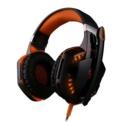 Auriculares Gaming Kotion Each G2000 Naranja