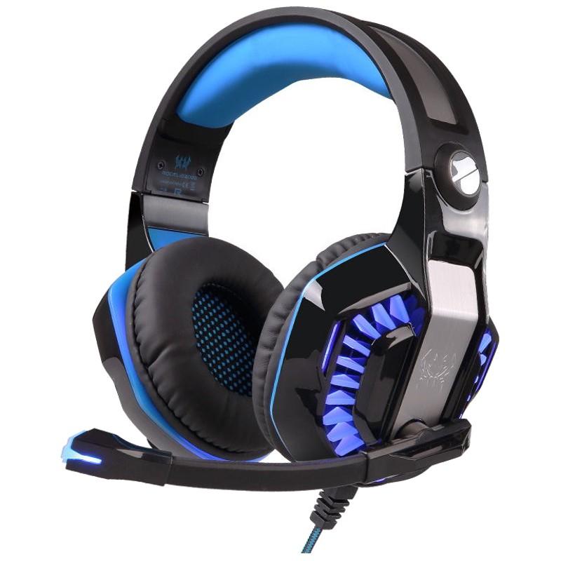 Kotion Each G2000 II Azul - Auscultadores Gaming