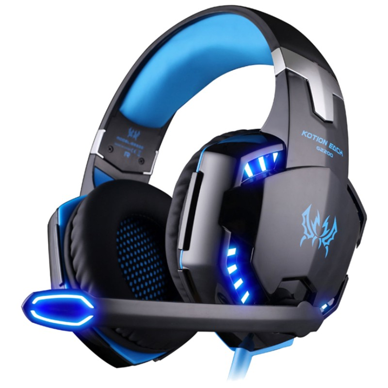 Kotion Each G2200 USB Blue - Gaming Headset