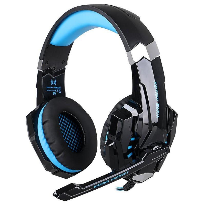 Kotion Each G9000 7,1 USB Blue - Auriculares Gaming