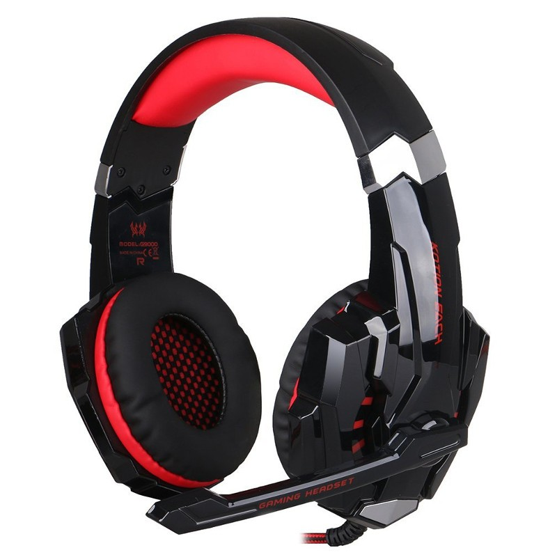 Kotion Each G9000 USB Red- Auriculares Gaming